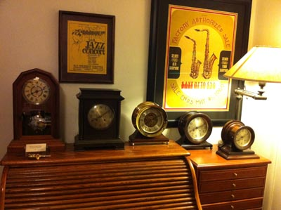 Collection of Chelsea Clocks