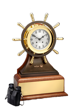 Chelsea Clock Mariner Clock