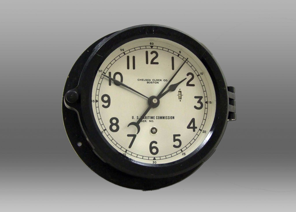 Chelsea Clock Victory Ship Clock