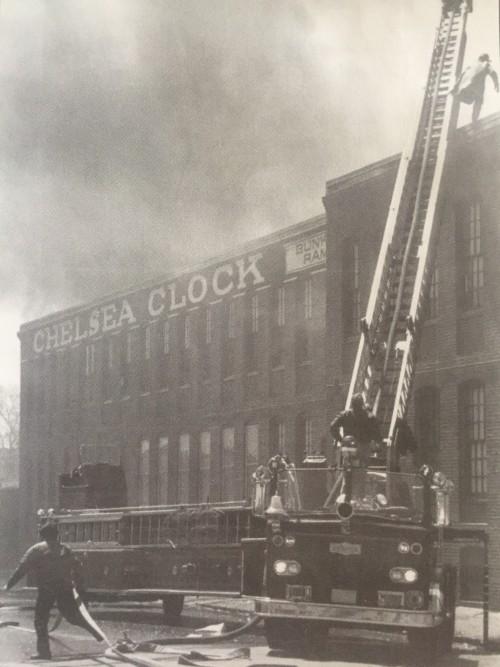 Chelsea Fire 1978