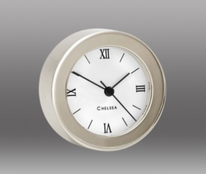 corporate gift: Duxbury Desk Clock by Chelsea Clock