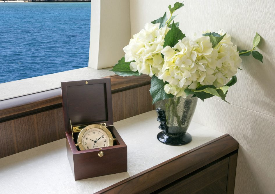 decor for yachts