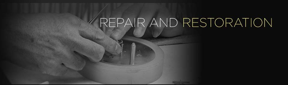 The difference between repair and restoration of antiques