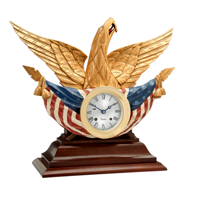 Chelsea Clock Limited Edition American Eagle Series