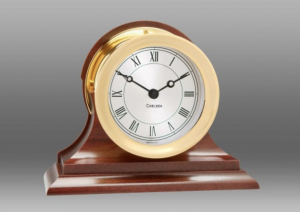 corporate gift: Presidential Clock by Chelsea Clock