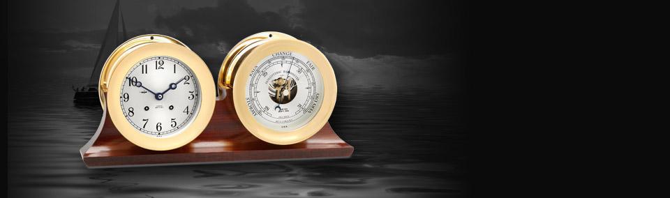 Clock and Barometer Sets