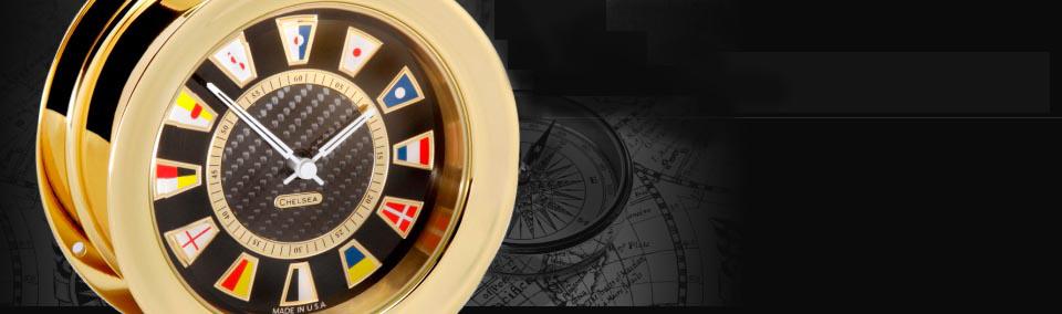 Nautical Clocks Collection