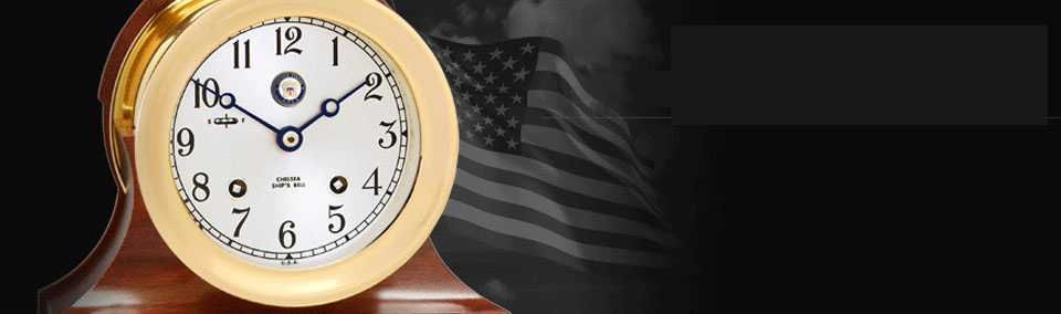 U.S. Navy Clocks