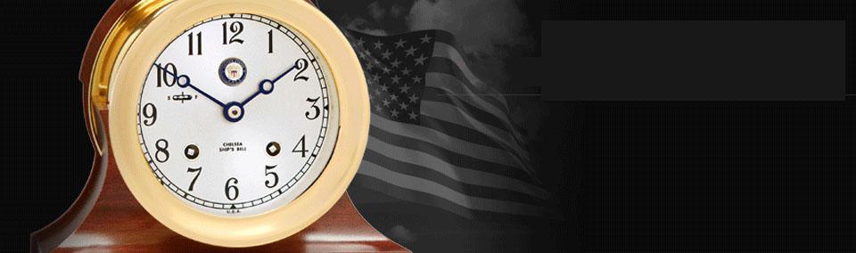 U.S. Navy Clocks