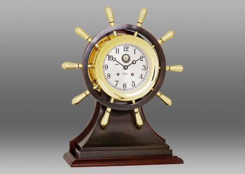 US Navy Mariner, Limited Edition Clock