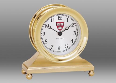 Constitution Clock in Brass