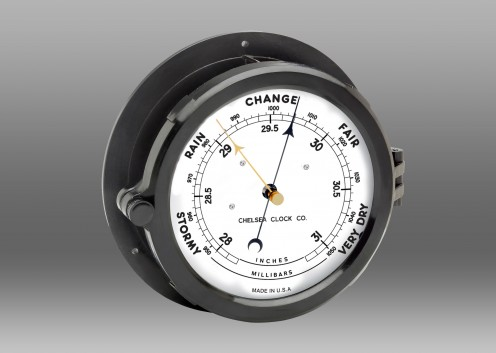 "Patriot Deck Barometer - 6"" Dial"