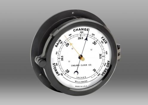 """Patriot Deck Barometer - 6"""" Dial"""