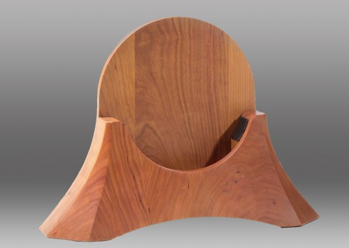 """6"""" Cherry Base by Thos. Moser"""