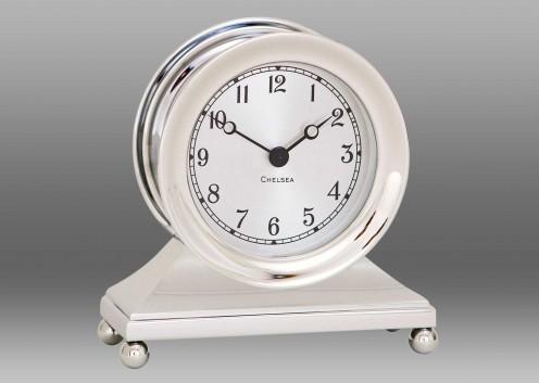 Constitution Clock in Nickel