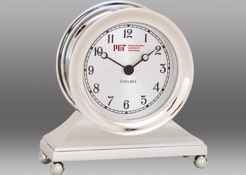 Constitution Clock in Nickel