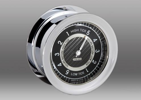 Carbon Fiber Tide Instrument, Chrome