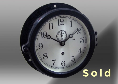 "6"" Mechanical Clock, 498847"