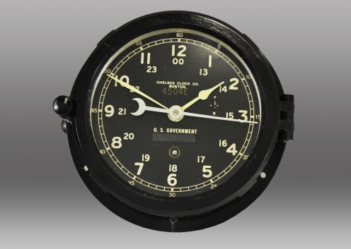 "6"" Marine Mechanical Clock"