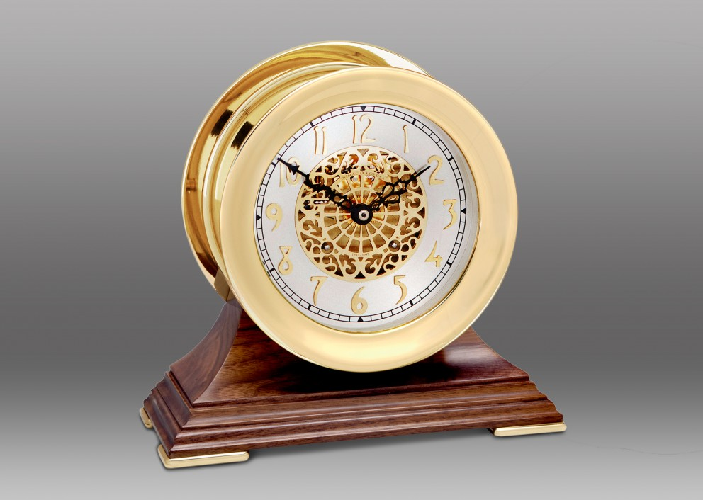 The Centennial, Limited Edition Clock