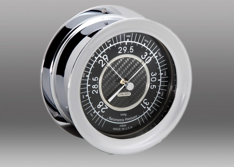 Carbon Fiber Barometer, Nickel