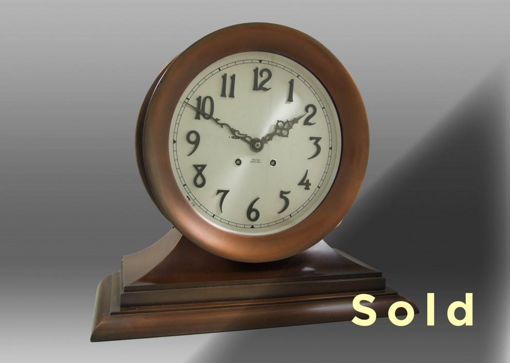 "8.5"" Admiral Clock"