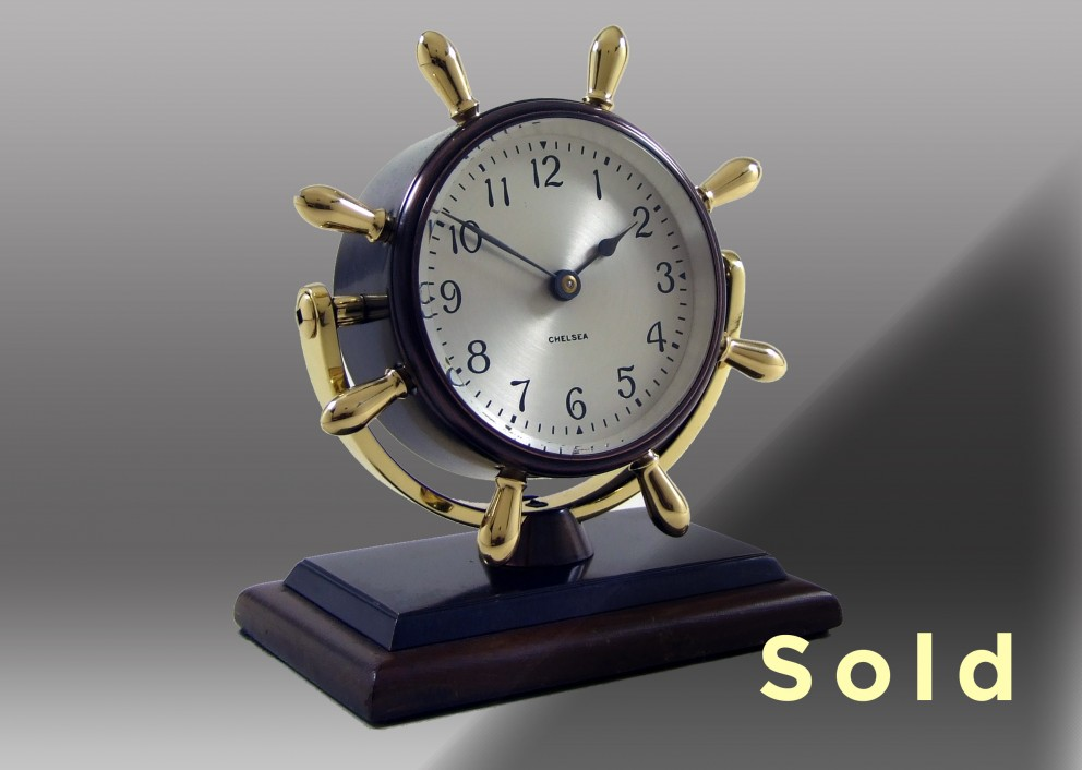 Comet Mechanical Desk Clock
