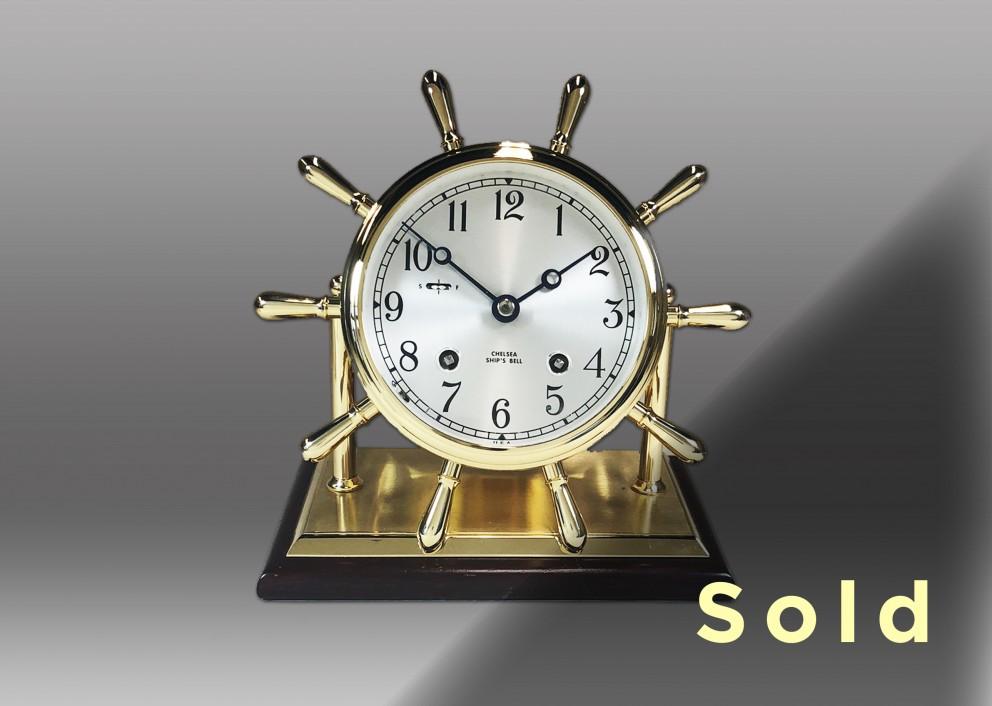 "4 ½"" Presidential Stateroom Clock"