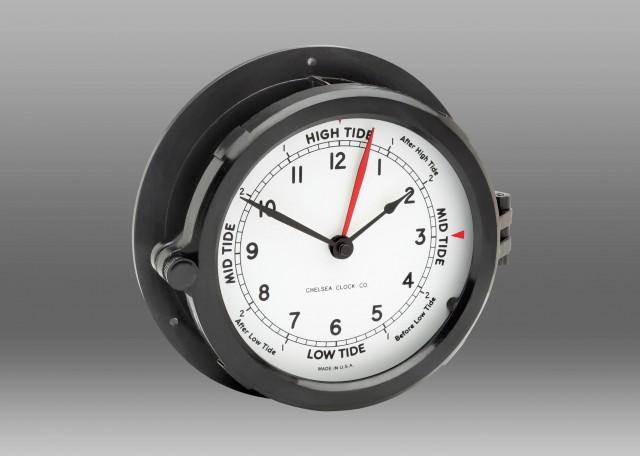 "Patriot Deck Tide-Time Clock - 6"" Dial"