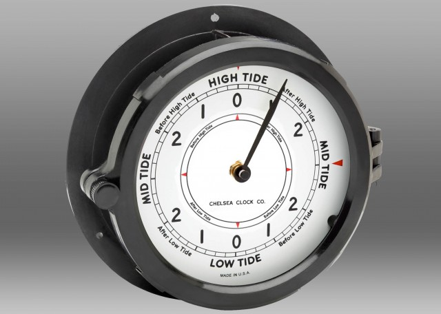 "NEW! Patriot Deck Tide Instrument - 8.5"" Dial"