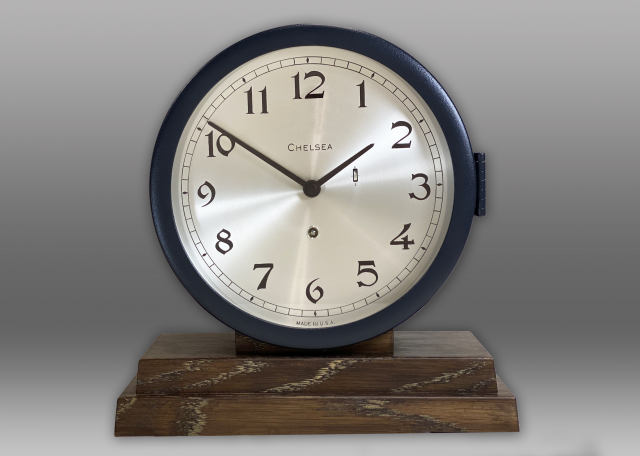 Quest Mechanical Clock