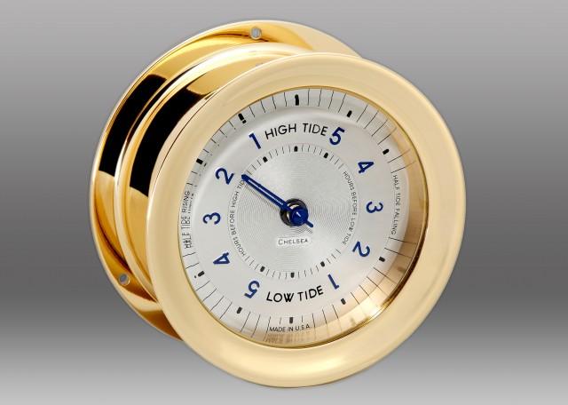 Polaris Tide Instrument, Brass