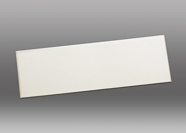 Flat Engraving Plate  in Nickel