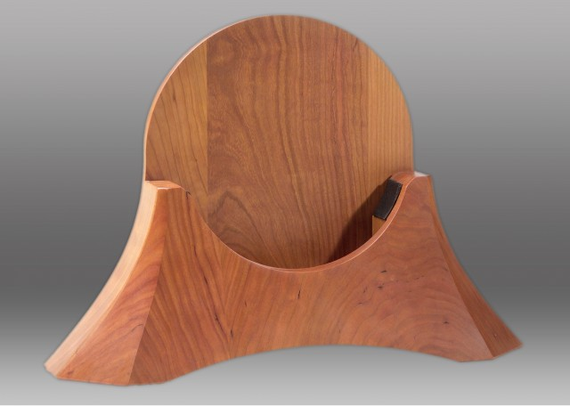 """8 1/2"""" Cherry Base by Thos. Moser"""