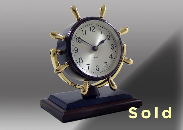 Comet Mechanical Desk Clock