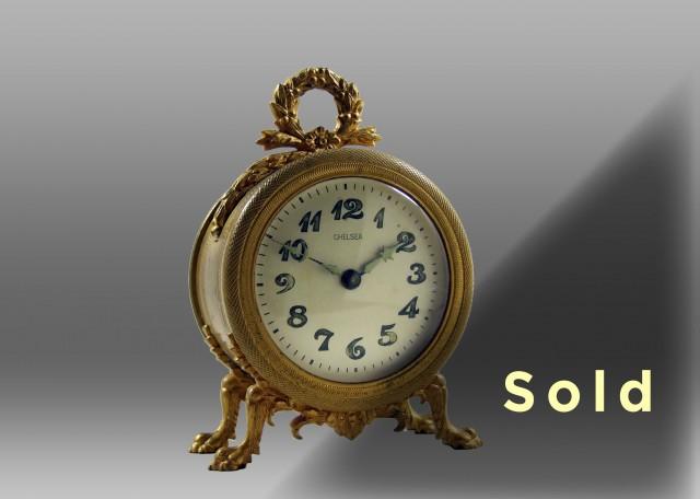 Marie Antoinette Mantel Clock