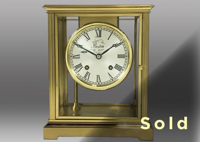 Boston 100 Carriage Clock