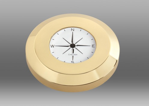Chart Weight Compass in Brass