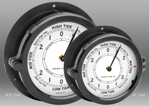 "Patriot Deck Tide Instrument - 8.5"" Dial"