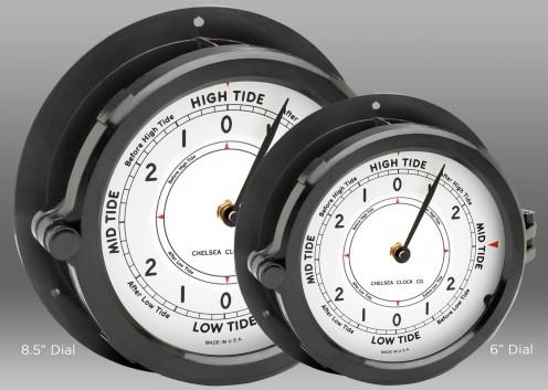 "NEW! Patriot Deck Tide Instrument - 8.5"" Dial"